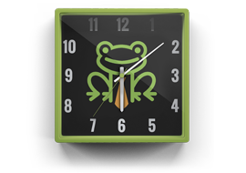 WPRG Clock